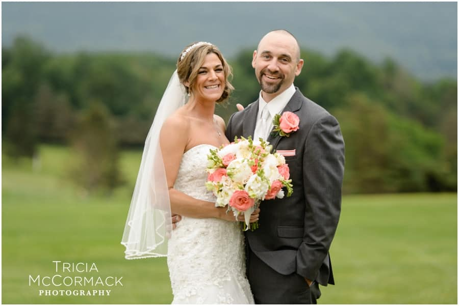 MEAGHAN & MATT'S BERKSHIRE HILLS COUNTRY CLUB WEDDING