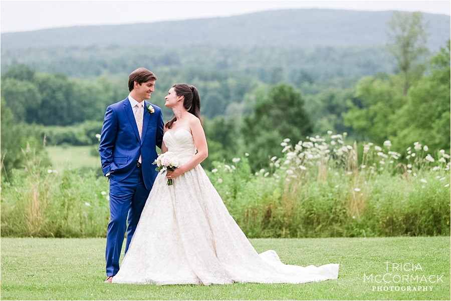MICHELLE AND BRIAN'S NORMAN ROCKWELL WEDDING