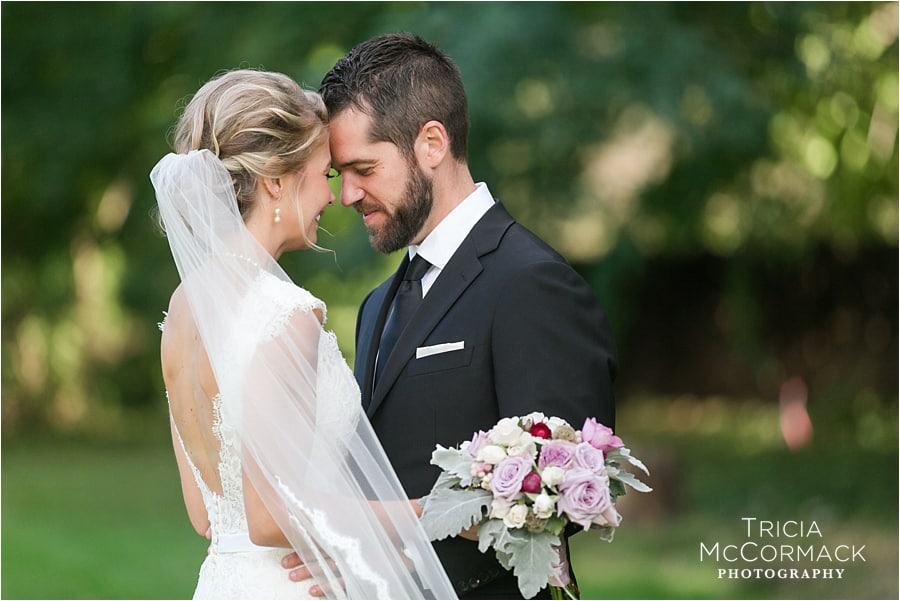 LAUREN & LUKE'S LENOX CLUB WEDDING