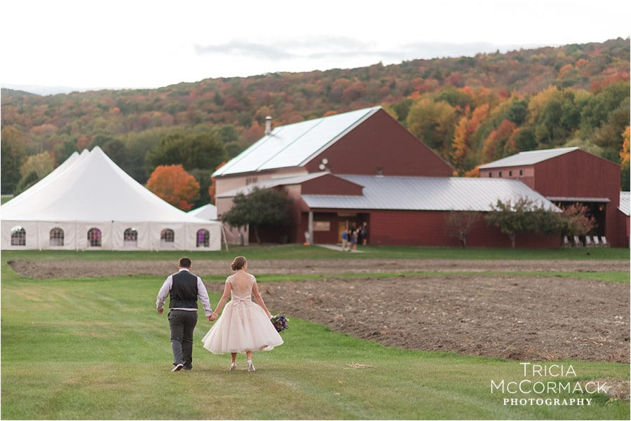 JESSICA & COREY'S HANCOCK SHAKER VILLAGE WEDDING