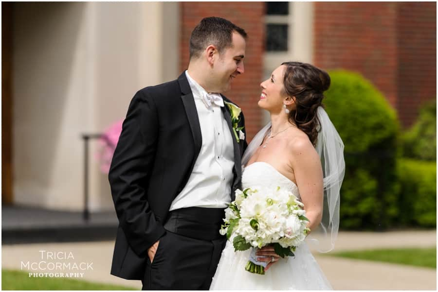 JENAYE & JOE'S PITTSFIELD COUNTRY CLUB WEDDING