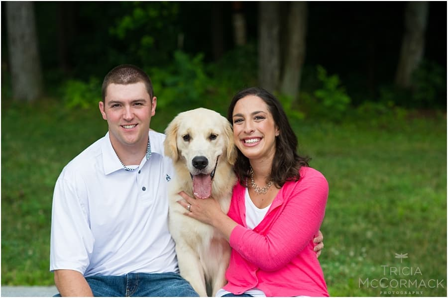 ADENA & JARED ENGAGEMENT SESSION – BERKSHIRES