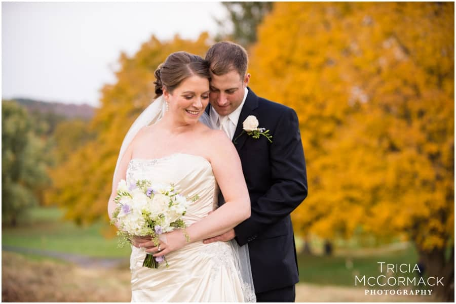 ERIN & PETE'S BERKSHIRE HILLS COUNTRY CLUB WEDDING