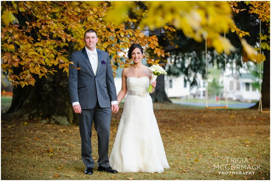 ADENA AND JARED'S CRANWELL WEDDING