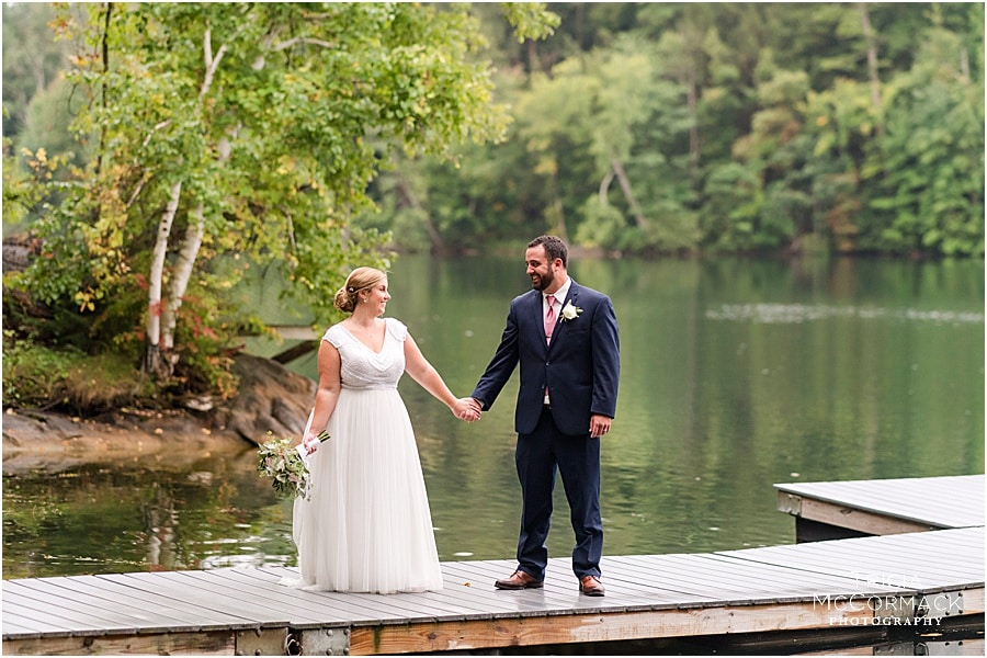 CAITLIN & ANDREW LAKEHOUSE WEDDING