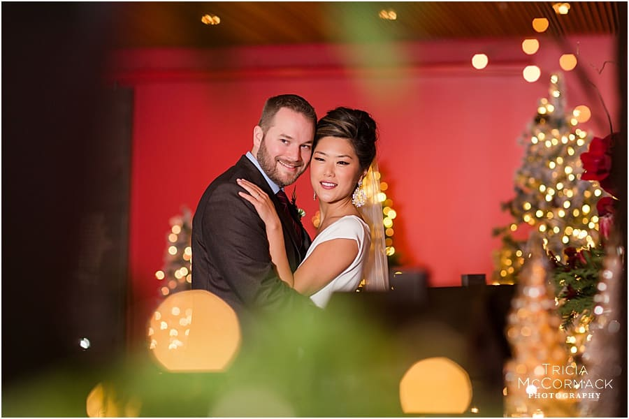 COURTNEY AND MATT'S WINTER WEDDING AT TANGLEWOOD